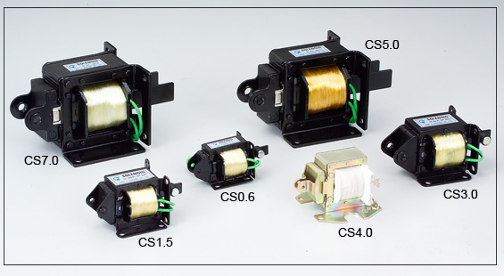 DC Tubular Solenoid DC Rotary Solenoid